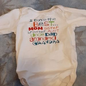 Bundle size 6 to 9 months